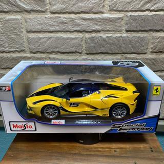 Ferrari - 【新品 未開封】1/18 レア マイストMaisto Ferrari FXX K