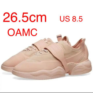 アディダス(adidas)の新品 OAMC adidas TYPE O-1L flash 26.5cm(スニーカー)