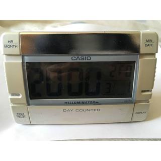 CASIO - CASIO カシオ デジタル 目覚まし時計 DQ-722