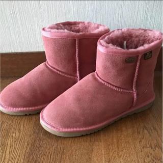 アグ(UGG)のUGG ムートンブーツ 美品(ブーツ)