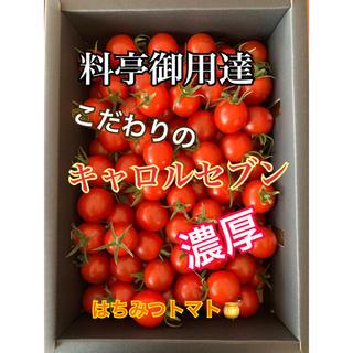 熊本県 高級ミニトマト500g☆キャロルセブン☆ 農家直送(野菜)