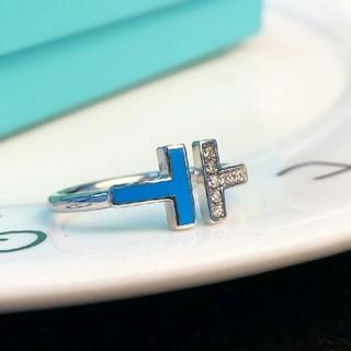 ティファニー(Tiffany & Co.)の美品Tiffany&Co.ティファニー リング レディース(リング(指輪))