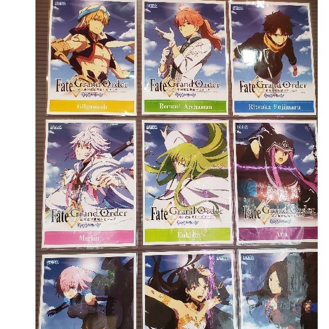 Fate◆クッションストラップ◆SEGA限定 エンタメ/ホビーのアニメグッズ(ストラップ)の商品写真