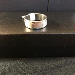 送料込み‼︎男女兼用‼︎指輪!四つ葉のクローバー柄‼︎20号(リング(指輪))