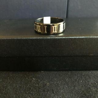送料込み‼︎メンズ指輪!coolな英数字柄大きいサイズ22号(リング(指輪))