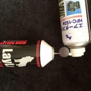 ガスガン ガス缶詰め替えアダプター(その他)