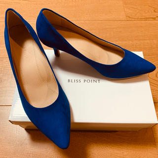 BLISS POINT - 新品未使用 パンプス