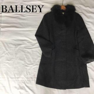 ボールジィ(Ballsey)のボールジー 可愛いコート【 マカフィー トゥモローランド  イエナ アローズ 系(毛皮/ファーコート)