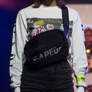 シュプリーム(Supreme)のSAPEur  BIG 3 ロンT 新品(Tシャツ/カットソー(七分/長袖))