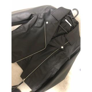 グレイル(GRL)のライダースジャケット(Gジャン/デニムジャケット)
