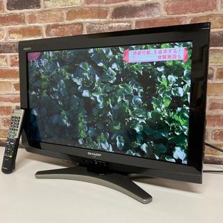 アクオス(AQUOS)のSHARP AQUOS 26V型 液晶テレビ  LC-26E8(テレビ)