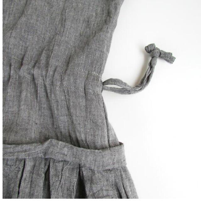 Veritecoeur(ヴェリテクール)の新品*ヴェリテクール ワンピース キャッチワッシャーランダムダックワンピース レディースのワンピース(ロングワンピース/マキシワンピース)の商品写真