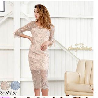 デイジーストア(dazzy store)のdezzy store ❤︎ 高級 ドレス(ミニドレス)