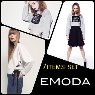 エモダ(EMODA)のEMODA coordinate set(セット/コーデ)
