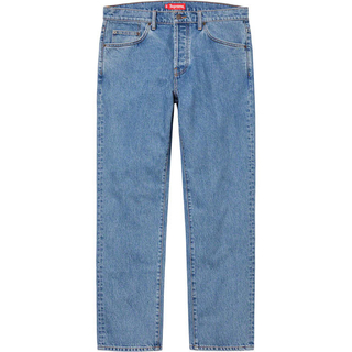 Supreme - 定価 Supreme 19FW Washed Regular Jean 32