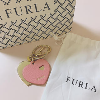 【新品】FURLA  キーホルダー