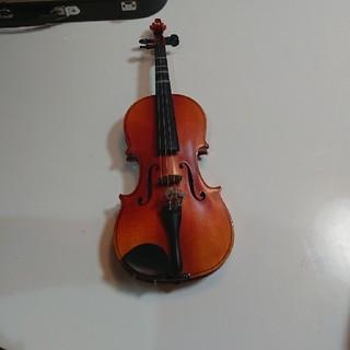 スズキ(スズキ)のSUZUKI バイオリン 1/8 子供(ヴァイオリン)