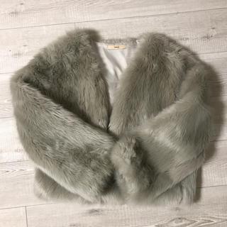 アリシアスタン(ALEXIA STAM)のボリュームファーコート/LIL POLGY(毛皮/ファーコート)