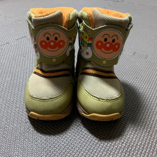 アンパンマン(アンパンマン)の14センチ スノーブーツ♡(ブーツ)