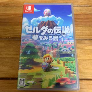 ニンテンドースイッチ(Nintendo Switch)のゼルダの伝説 夢をみる島(家庭用ゲームソフト)