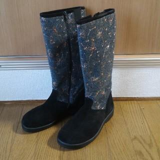ビルケンシュトック(BIRKENSTOCK)のビルケンシュトック footprints 38 garda(ブーツ)