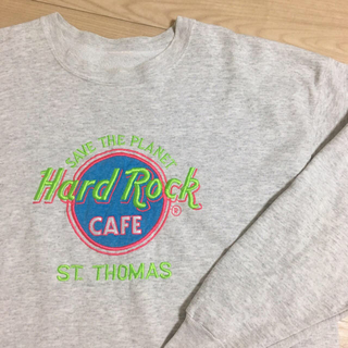 HARD ROCK CAFE トレーナー(スウェット)