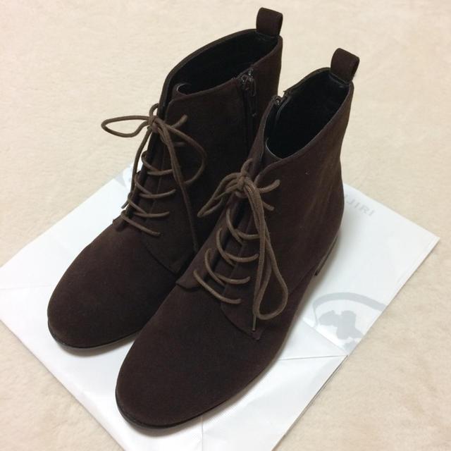 earth music & ecology(アースミュージックアンドエコロジー)のアースミュージックエコロジー*レースアップブーツ レディースの靴/シューズ(ブーツ)の商品写真