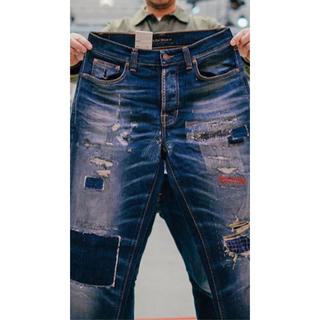 Nudie Jeans -  nudie jeans tsuyoshireplica300本限定W30L32