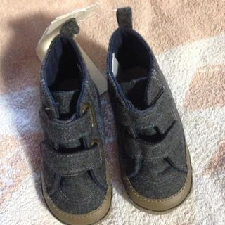 ベビーギャップ(babyGAP)のbaby gap 新品ショートブーツ(ブーツ)