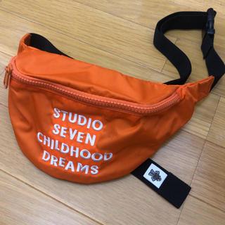 GU - studio seven × GU ショルダーバッグ