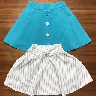 GU - ❃︎女の子 スカート 130❃︎