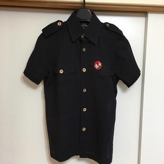 コムデギャルソン(COMME des GARCONS)のトリコ  コムデギャルソン 半袖シャツ(シャツ/ブラウス(半袖/袖なし))