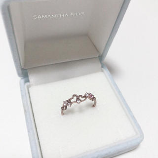 サマンサシルヴァ(Samantha Silva)のサマンサシルヴァ 指輪(リング(指輪))