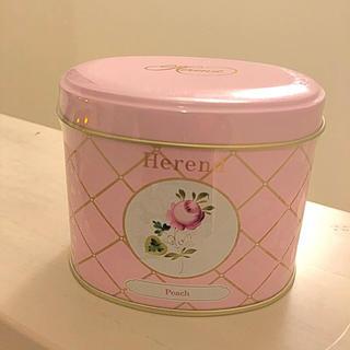 ヘレンド(Herend)のヘレンドティー ピーチティー 紅茶(茶)