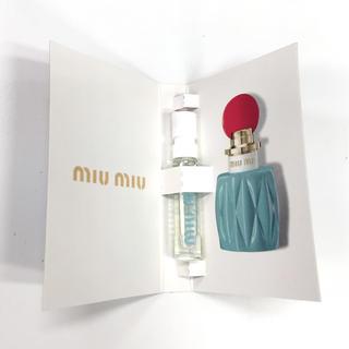 ミュウミュウ(miumiu)の11月発売☆ミュウミュウ香水(香水(女性用))