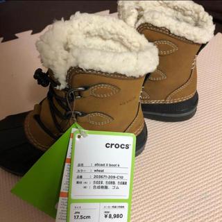 crocs - スノーブーツ