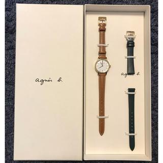 agnes b. - アニエス・ベー 腕時計(新品未使用)