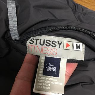 ステューシー(STUSSY)のstussy ステューシー  ダウン リバーシブル(ダウンジャケット)