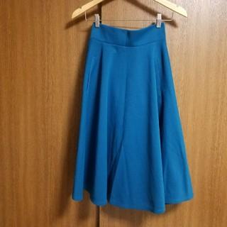 エイチアンドエム(H&M)のH&M  ミモレ丈  スカート   【新品】(ひざ丈スカート)