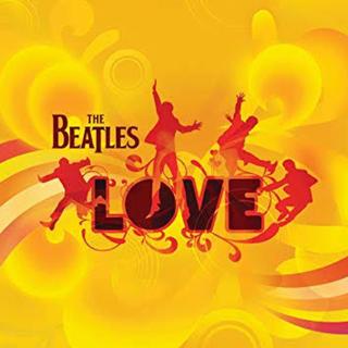 Beatles ビートルズ LOVE CD(ポップス/ロック(洋楽))