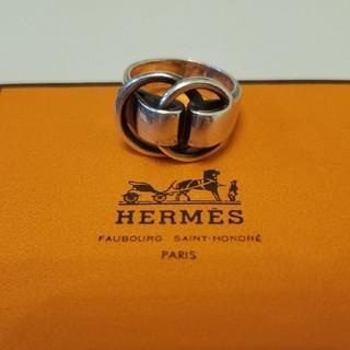 エルメス HERMES リング ドゥザノーリング シルバー 指輪 SV925(リング(指輪))