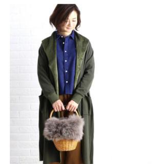 ネストローブ(nest Robe)のMidiumi   薄手コート(カーディガン)