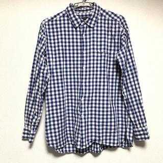 レイジブルー(RAGEBLUE)のRAGE BLUE  ギンガムチェックシャツ(シャツ)