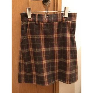 ページボーイ(PAGEBOY)のスカート(ひざ丈スカート)