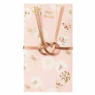 ポールアンドジョー(PAUL & JOE)の即日発送【新品・未使用】ポール&ジョー ご祝儀袋 祝儀袋 結婚式 ピンクc(ラッピング/包装)