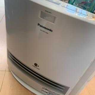 パナソニック(Panasonic)のPanasonic 加湿セラミックファンヒーター 値下げ⚠️(電気ヒーター)