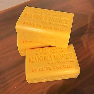 コストコ - オーストラリアン ボタニカルソープ マヌカハニー&ホホバオイル3P