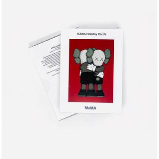 モマ(MOMA)の[新品未使用] MoMA グリーティングカード KAWS (12枚セット)(カード/レター/ラッピング)