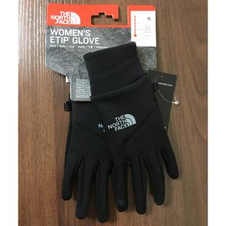 ザノースフェイス(THE NORTH FACE)の【新品】THE NORTH FACE Etip Glove レディースS(手袋)