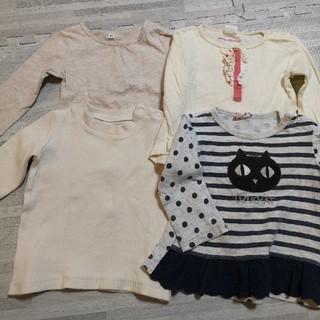 ムージョンジョン(mou jon jon)の女の子ロンT まとめ売り(Tシャツ)